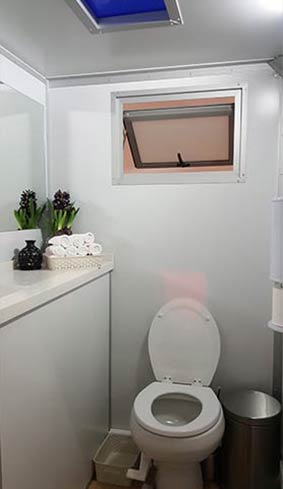 ecobox portable toilet