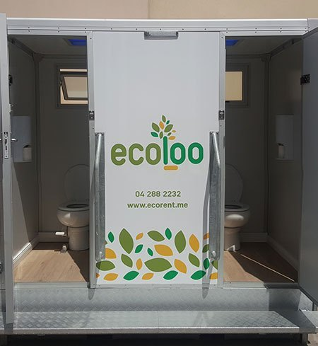 solar power portable toilet